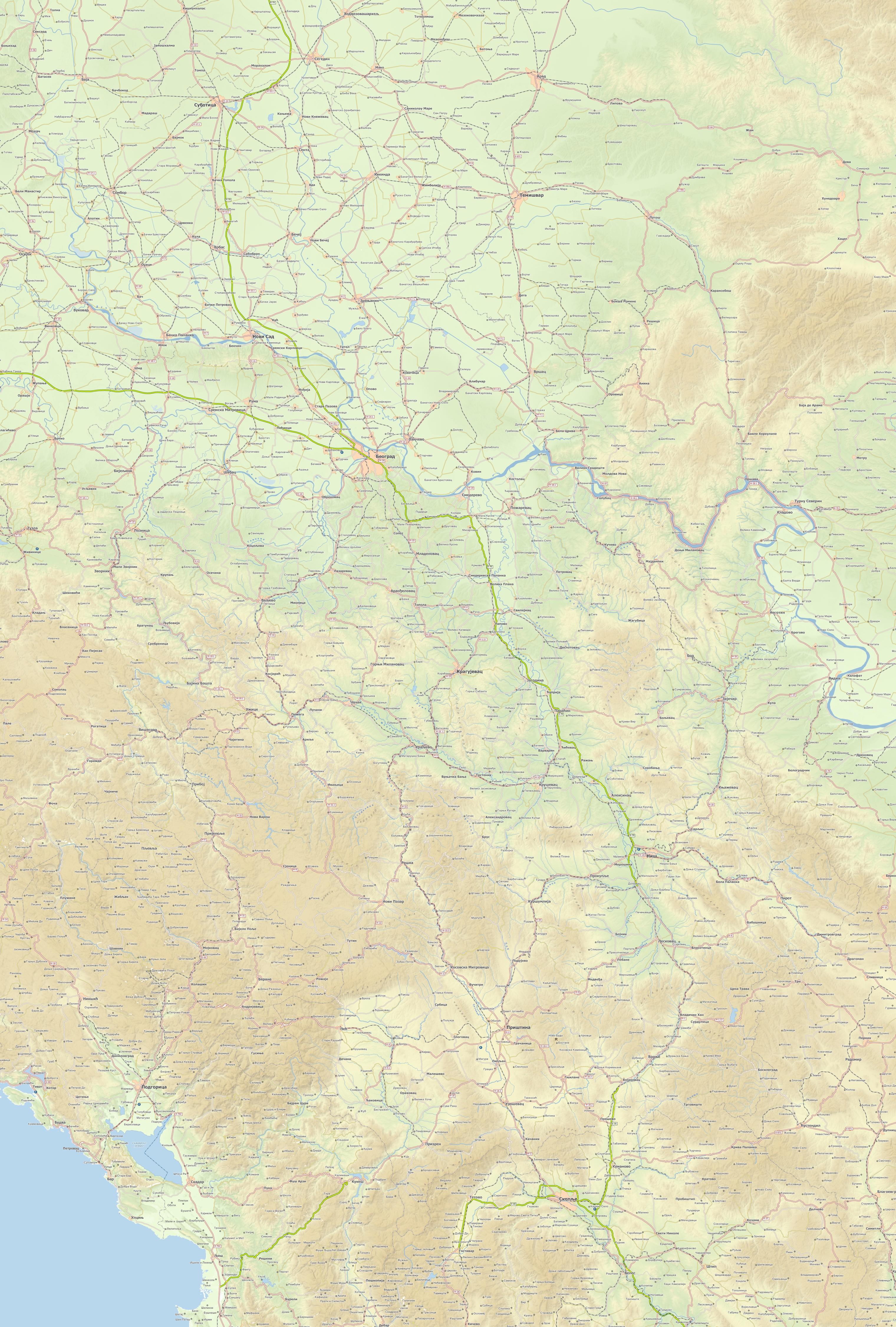Udaljenosti Među Gradovima I Planer Putovanja Udaljenosti Com